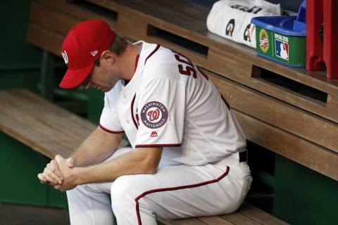 Column: Take it from an A's fan — Nats supporters know Game 5 misery