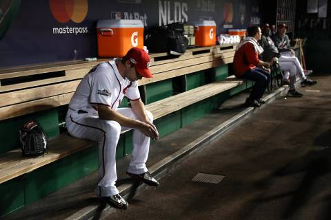 From 8:08 to heartbreak: The thrilling, wrenching end to the Nats season