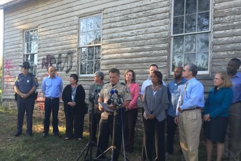 Vandalism of historic Va. schoolhouse prompts community help
