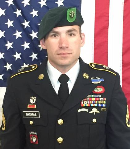 Green Beret from Takoma Park killed serving in Afghanistan | WTOP