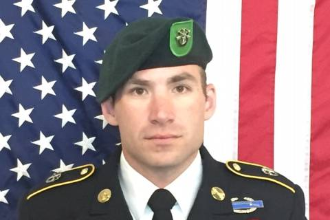 Green Beret from Takoma Park killed serving in Afghanistan