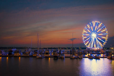 Casinos not your thing? There's more at National Harbor