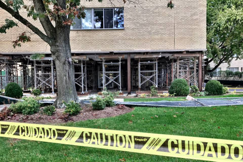 Displaced residents balk at collapsed condo settlement offer