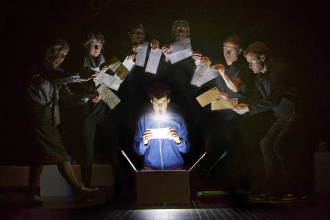 'Curious Incident' explores dead dog mystery at Kennedy Center