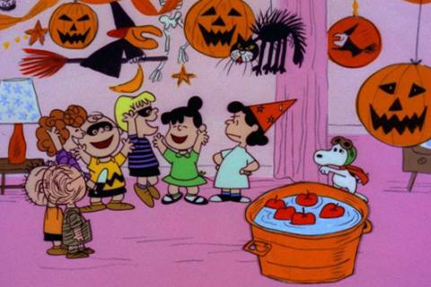 Good grief! It's The Great Pumpkin's 50th anniversary: Classic Peanuts special airs tonight