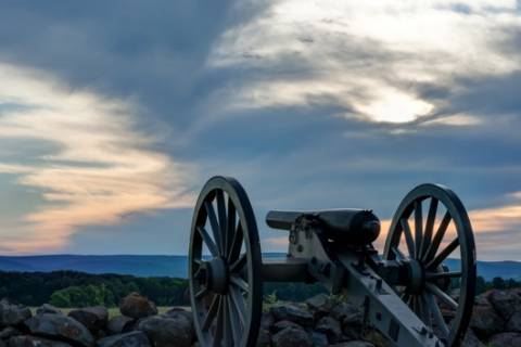 Frederick Co., Va. Civil War re-enactment site evacuated