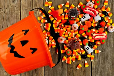Science says this much Halloween candy could kill you