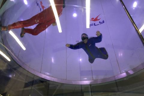 iFly opens second indoor skydiving experience in Gaithersburg