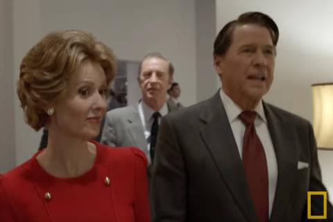 'Animal House' to White House: Tim Matheson on 'Killing Reagan'