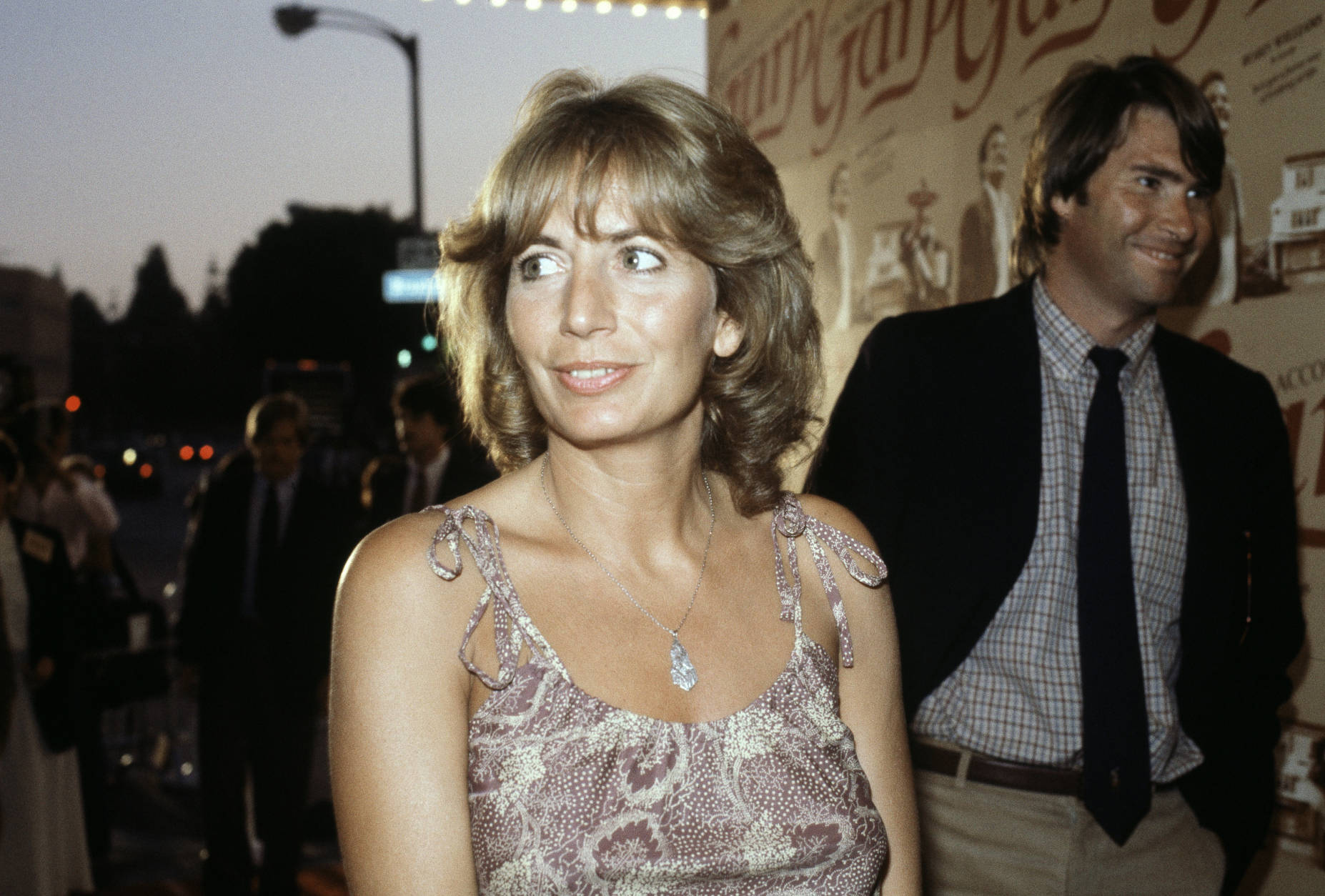 Actress Penny Marshall is shown in Los Angeles, July 14, 1982. (AP Photo/Nick Ut)