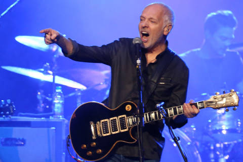 Peter Frampton goes unplugged this weekend at Kennedy Center