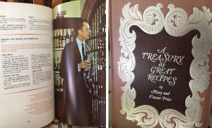 'A Treasury of Great Recipes,'  now in its 2nd printing, is a classic. (WTOP/Vlahos)