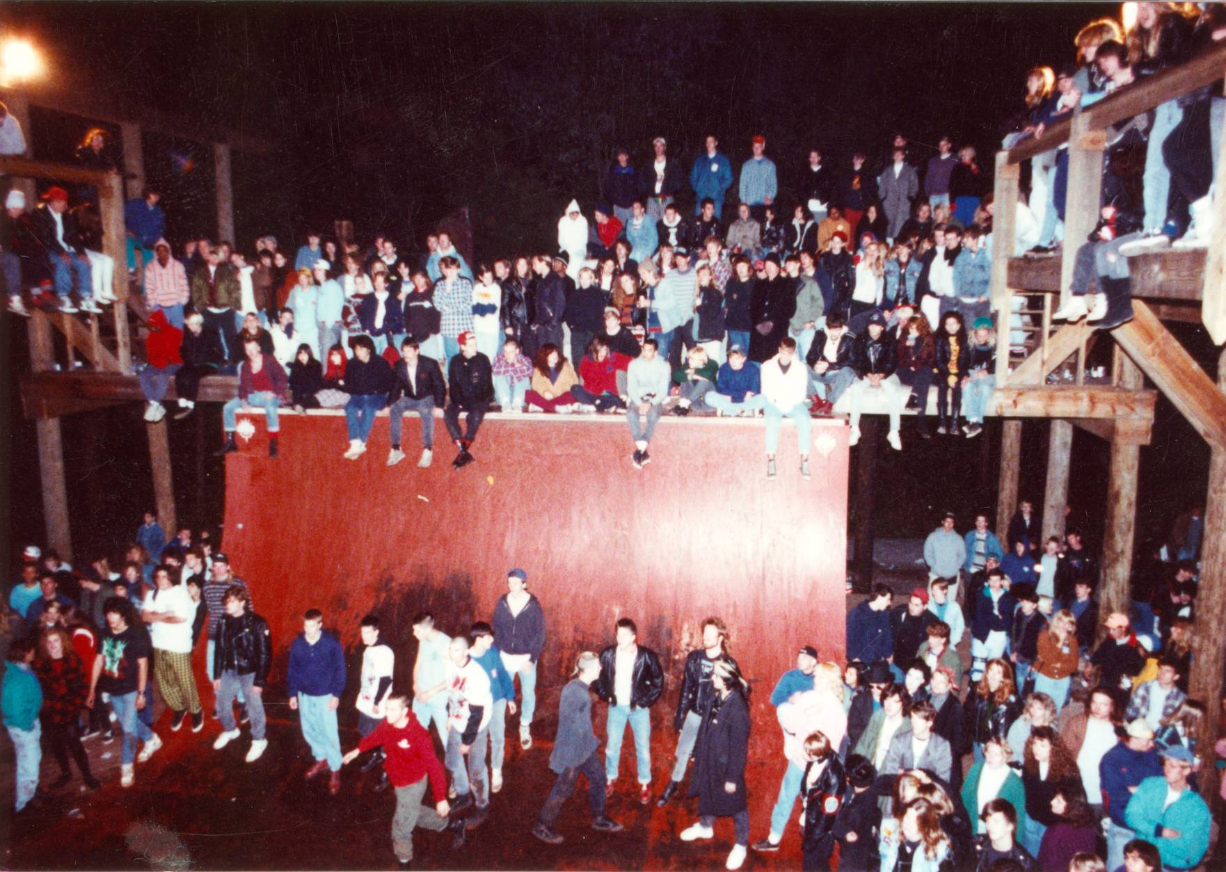In the 1980s, skaters from around the world flocked to Cedar Crest Country Club, in Centreville, Va. (Courtesy Mike Maniglia)