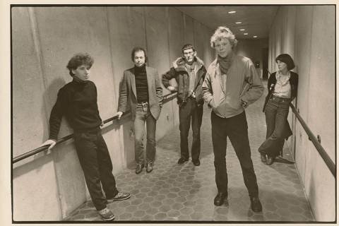 Influential D.C. guitarist Robert Goldstein dies at 66