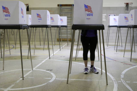Official says Md. voter turnout 'extraordinary'