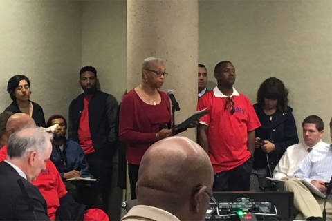 1 year in, union gives Metro boss a C grade