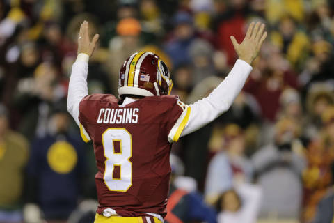 Dave's Take: Redskins — a lot to like now, but a lot to do