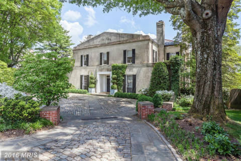 Most expensive DC-area homes sold in October 2016