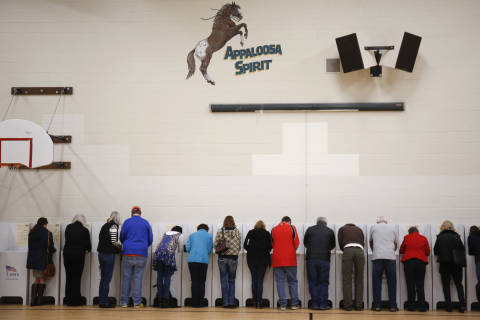 Photos: America votes on Election Day 2016