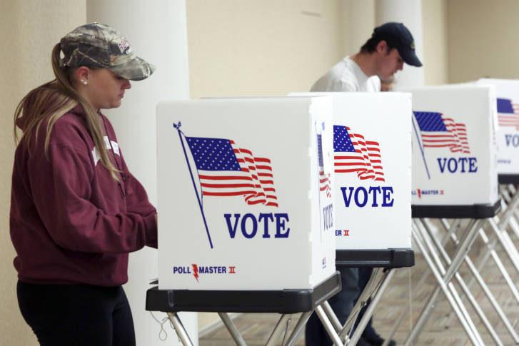 Voting  >> Record Midterm Absentee Voting In Va Governor S Race Wtop