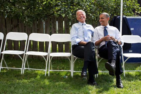 Images from Obama presidency: Vice President Joe Biden