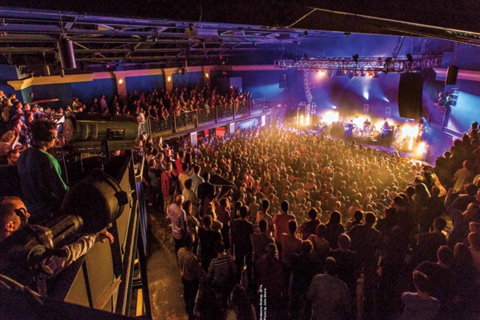 Alabama Shakes performs at the 9:30 Club at 815 V Street NW. (Courtesy John Shore)