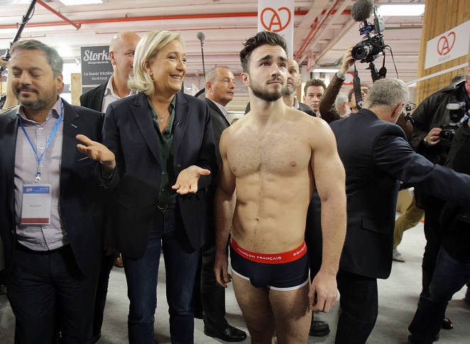 After Trump and Brexit, French voting hard to call