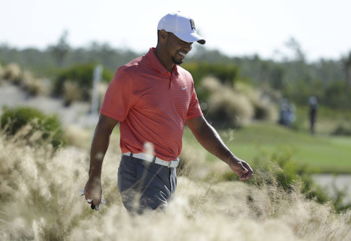 Woods has 10 more years in him, says Nicklaus