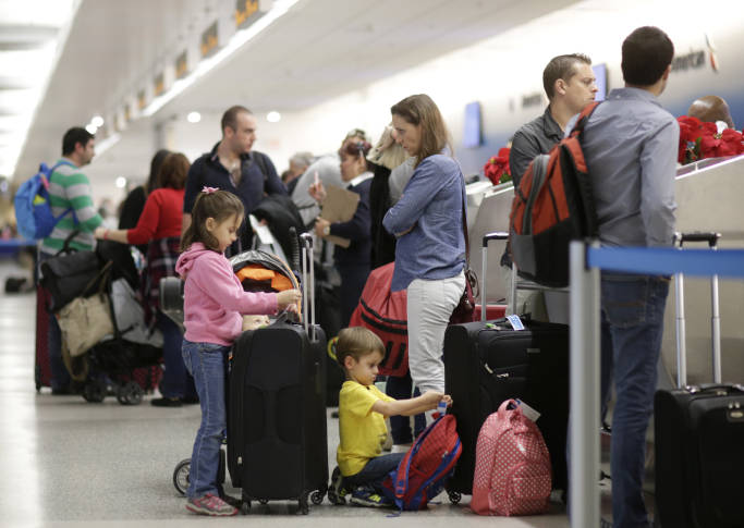 Thanksgiving travel expected to increase this year