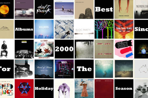 Best albums since 2000for your Thanksgiving holiday