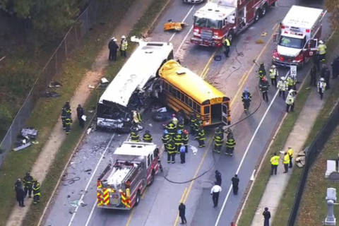 NTSB rules out mechanical problems in deadly Baltimore bus crash