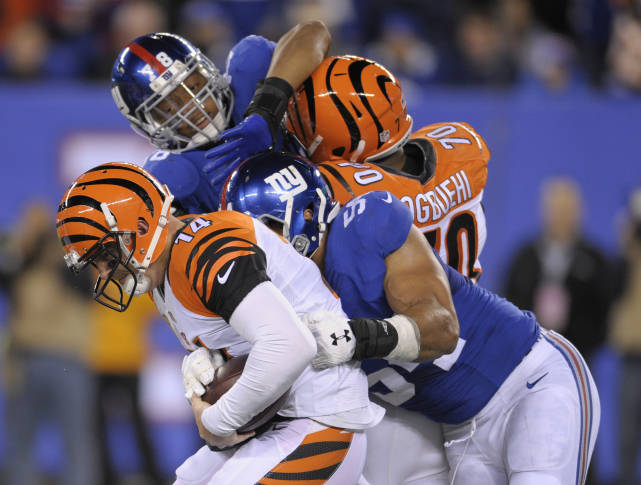 New York Giants' WR expected to practice this week