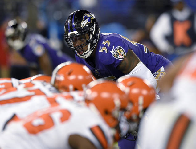 Ravens Hold on to Beat Bengal