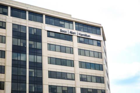 Booz Allen stock takes hit amid multi-year DOJ investigation