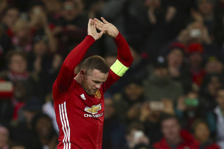 Wayne Rooney joins DC United