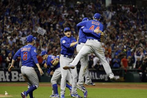 Column: Cubs win one of greatest World Series ever