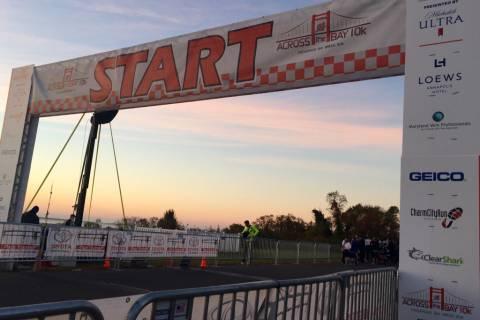Across the Bay 10K draws 20,000 runners, including Md. Gov. Hogan (Photos)