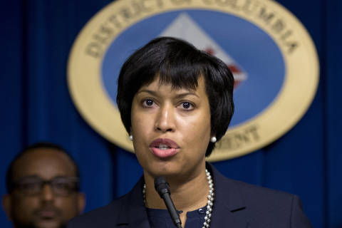 DC mayor wants changes to landmark paid-leave plan