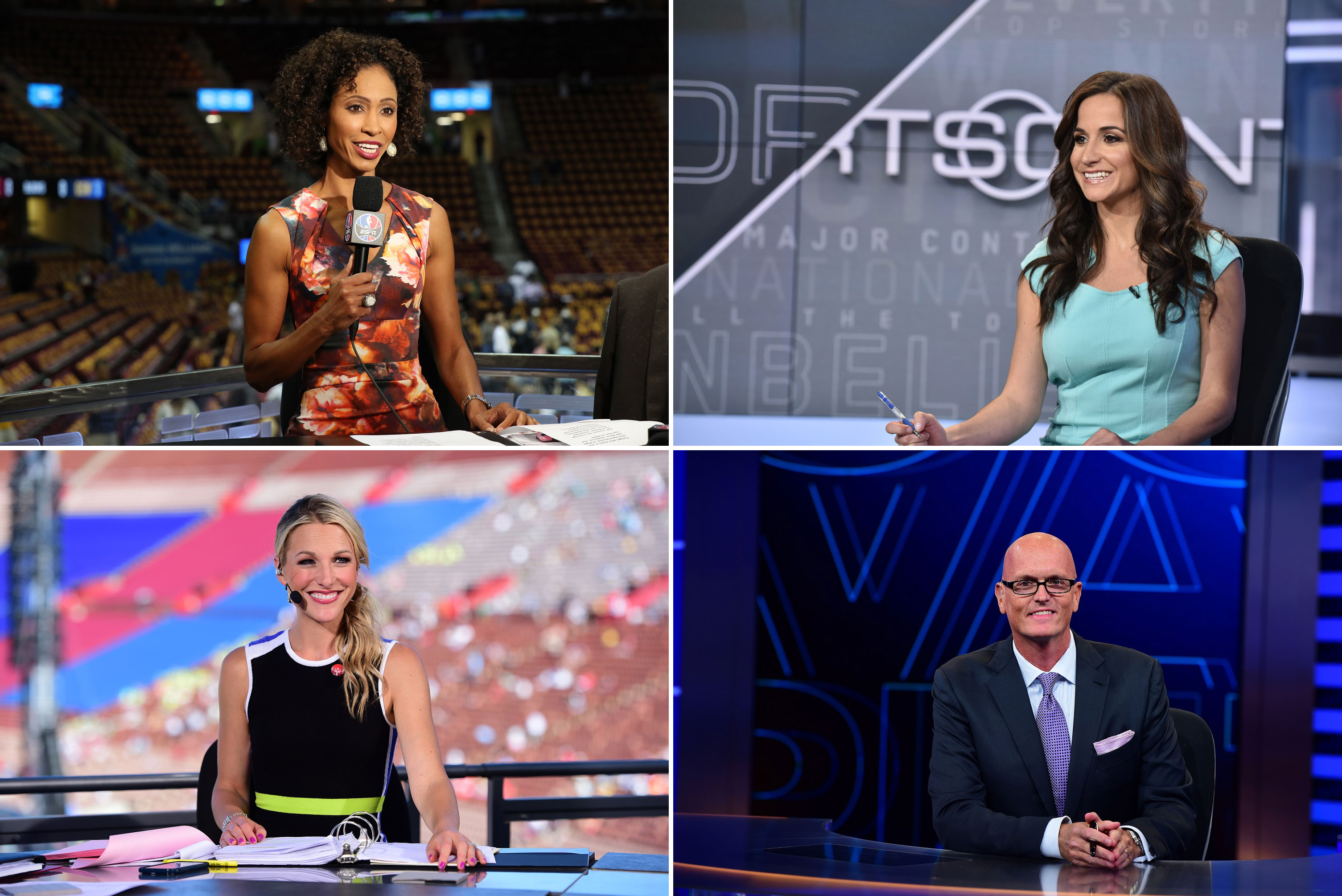 Express lane to Bristol: Why so many D C  sports personalities end