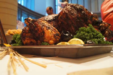 Mitsitam cooks Thanksgiving, the Native American way (Recipe)
