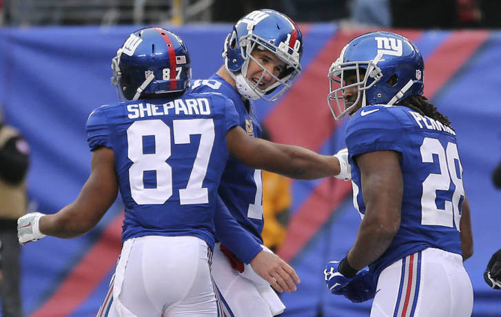 Giants in uncharted waters against 0-11 Browns