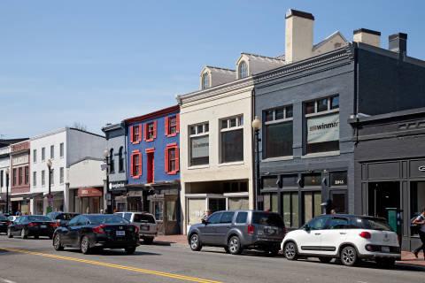 German investor buys 2 historic Georgetown buildings