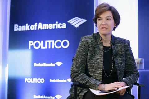 POLITICO's Susan Glasser is on the brink of change