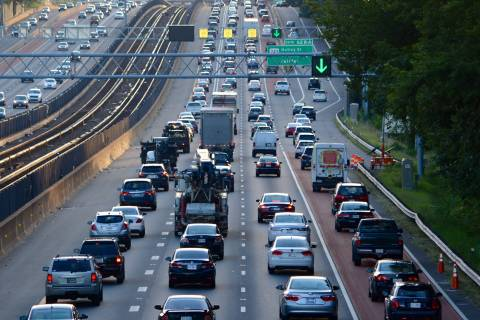 New bill seeks to extend I-66 exemption for hybrid commuters