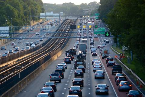 New I-66 toll lane designs feature trails, new structures, power station relocation
