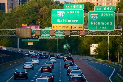 How bad is DC traffic? New report ranks it worse than Istanbul