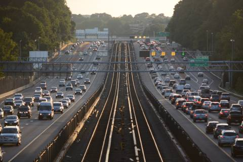 How area road work, track work may slow you down this weekend