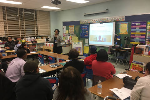 Prince George's Co. parents get lesson in spotting child abuse