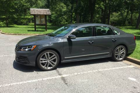 The Volkswagen Passat gets a shot of sport with R-Line package
