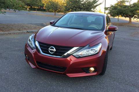 Nissan Altima continues to be worthy competitor in its class
